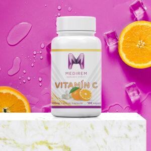 Medirem - Vitamín C